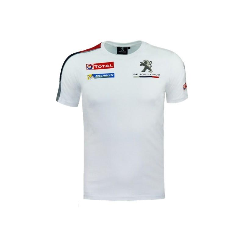 Pánské tričko replika Peugeot Sport