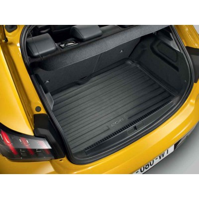 Luggage compartment tray reversible Peugeot (P21)