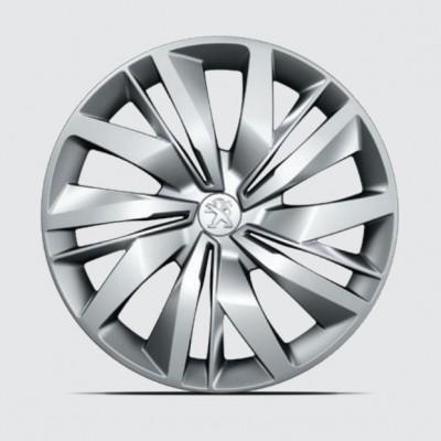 "Serie di 4 copricerchi LAPA 15"" Peugeot"