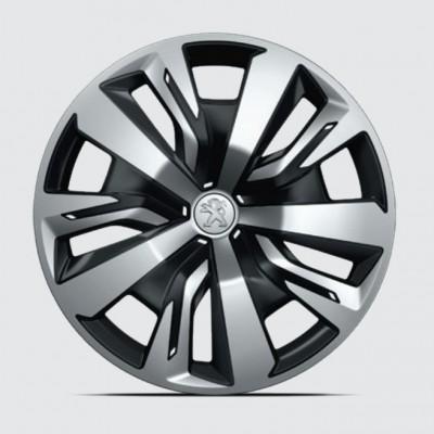 """Juego de 4 embellecedores de rueda PLAKA 16"""" Peugeot 208 (P21)"""