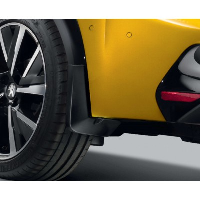 Set of rear mud flaps Peugeot 208 (P21)