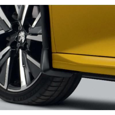 Juego de faldillas delanteras Peugeot 208 (P21)