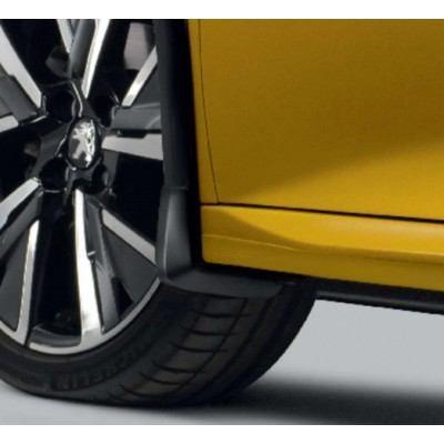 Satz schmutzfänger für vorne Peugeot 208 (P21)