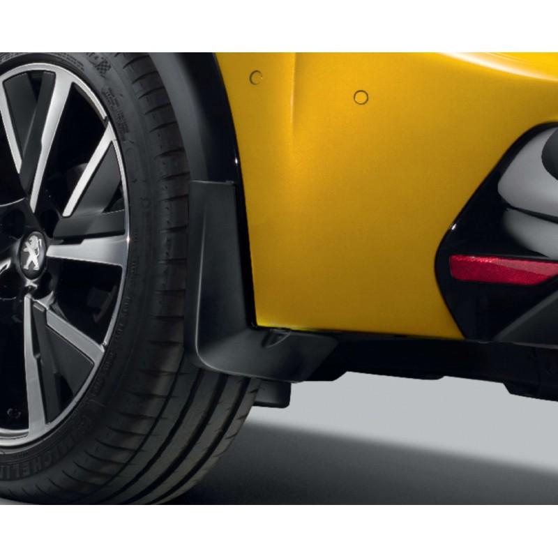 Zadní zástěrky Peugeot 208 (P21)