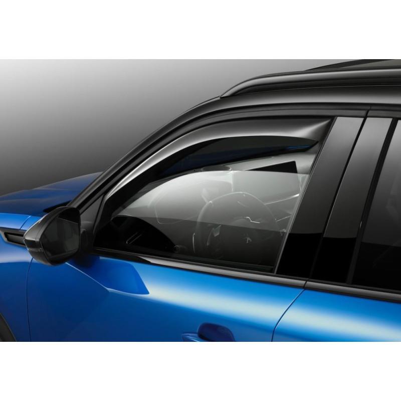 Serie di 2 deflettori dell'aria Peugeot 2008 (P24)