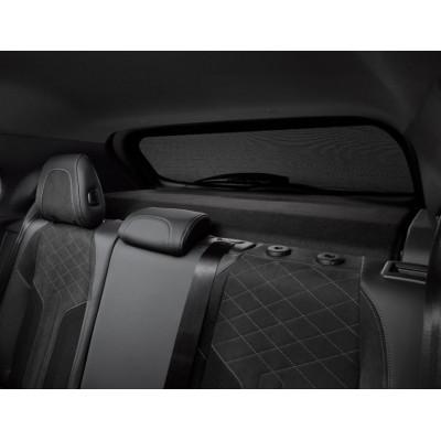 Slnečná clona pre okno 5. dverí Peugeot 2008 (P24)