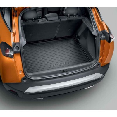 Vasca di protezione bagagliaio polietilene Peugeot 2008 (P24)