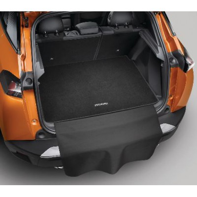 Luggage compartment mat velour Peugeot 2008 (P24)