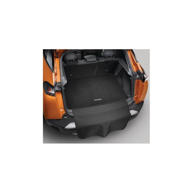 Luggage compartment mat velour Peugeot 2008 (P24)