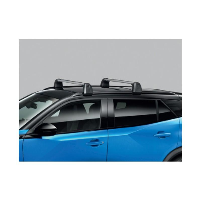 Satz mit 2 Dachquerträgern Peugeot 2008 (P24)