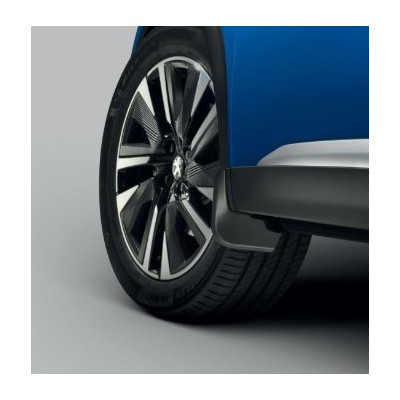 Set of front mudflaps Peugeot 2008 (P24)