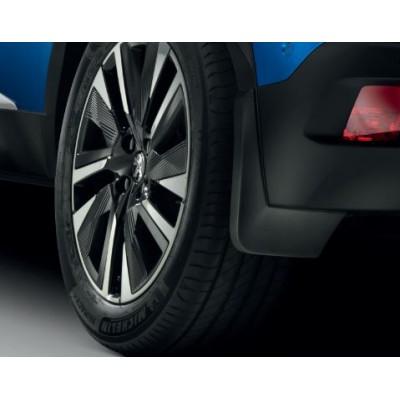 Satz schmutzfänger hinten Peugeot 2008 (P24)