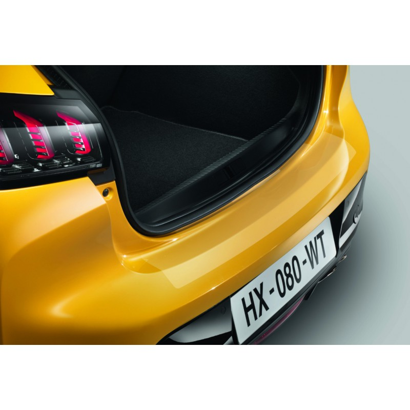 Boot sill protector transparent film Peugeot 208 (P21)