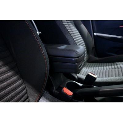 Central armrest Peugeot 208 (P21), 2008 (P24)
