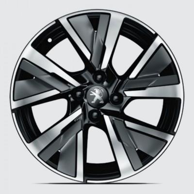 "Alu disk CAMDEN / SHAW 17"" Peugeot 208 (P21), e-208 (P21)"