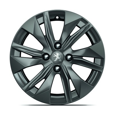 "Alloy wheel ELBORN 16"" Peugeot e-208 (P21), 2008 (P24)"