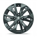 "Set of 4 alloy wheels ELBORN 16"" Peugeot e-208 (P21), 2008 (P24)"