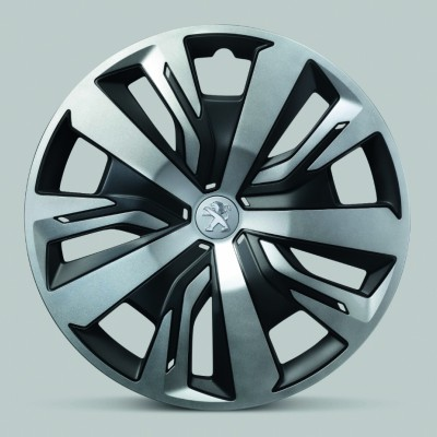 """Juego de 4 embellecedores de rueda NOLITA 16"""" Peugeot"""