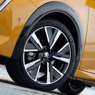 "Leichtmetallfelge CAMDEN 17"" Peugeot 208 (P21)"