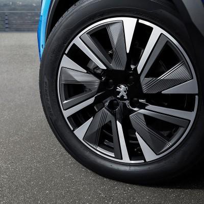 """Cerchio in lega Peugeot BUND 18"""" - 2008 (P24)"""