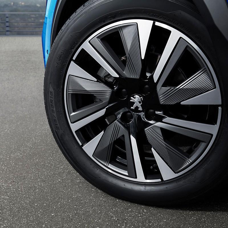 "Alu disk Peugeot BUND 18"" - 2008 (P24)"