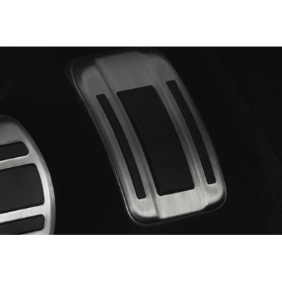 Aluminium pad for accelerator pedal Peugeot, DS Automobiles, Opel