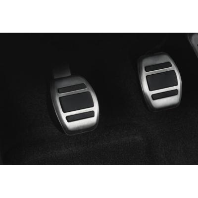 Patín de aluminio para pedales de freno y de embrague Peugeot - 308 (T9), 308 SW (T9), 3008 (P84) SUV, Nuova 5008 (P87) SUV