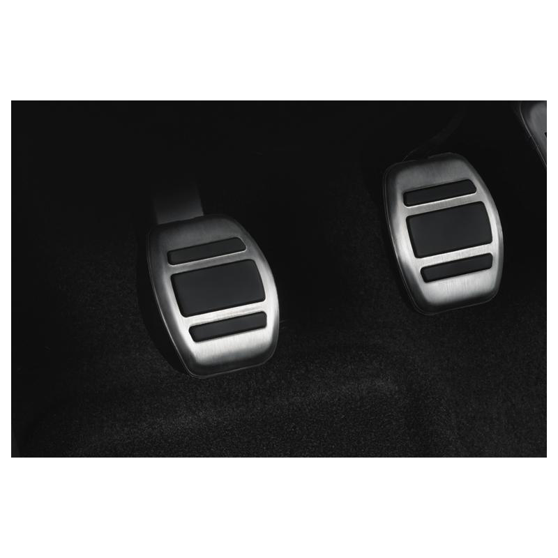 Aluminium pad for brake or clutch pedals Peugeot - 308 (T9), 308 SW (T9), 3008 (P84), 5008 (P87)