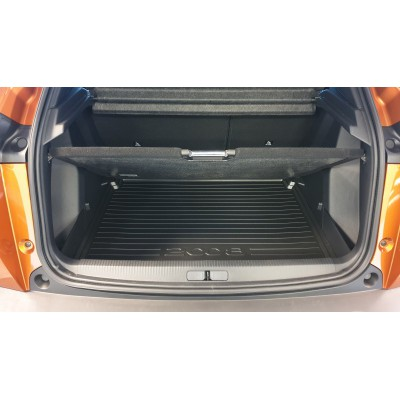Luggage compartment tray polyethylene Peugeot 2008 (P24)