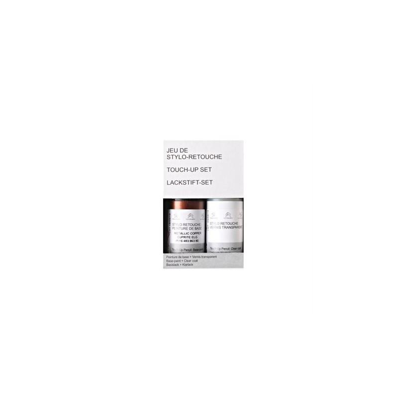 Rotulador de retoque de pintura Peugeot - AMARILLO NOCCIOLA (KEB)