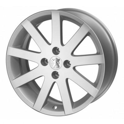"Alloy wheel Peugeot PITLANE 17"" - 207"