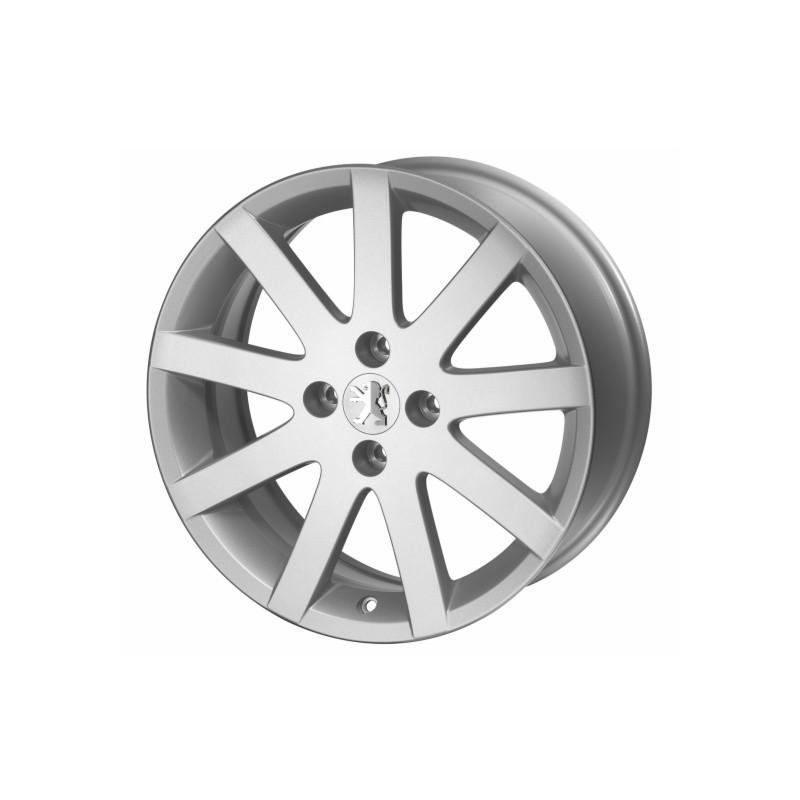 "Leichtmetallfelge Peugeot PITLANE 17"" - 207"