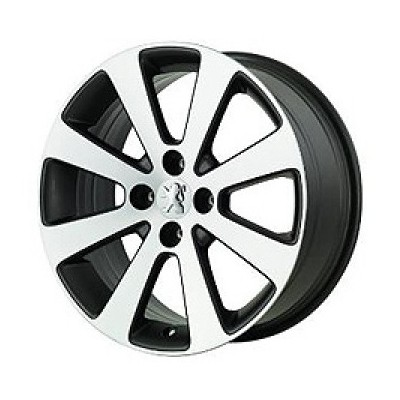 "Alloy wheel Peugeot MELBOURNE 17"" - 207"