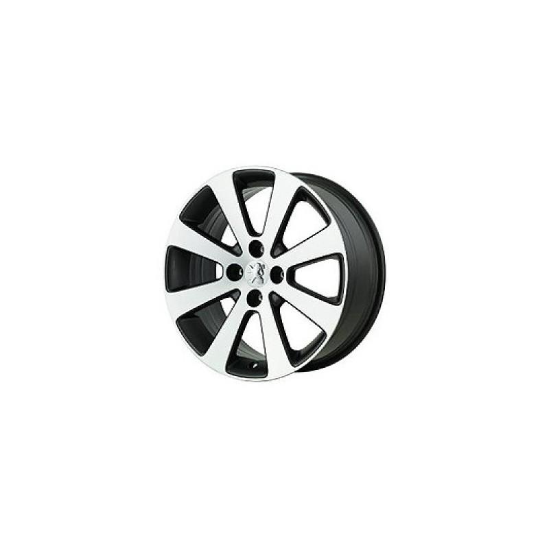 "Leichtmetallfelge Peugeot MELBOURNE 17"" - 207"
