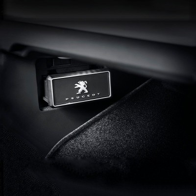 Integral fragrance diffuser refill Peugeot