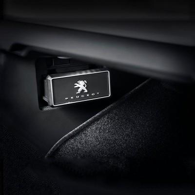 Recarga de 3 fragancias amplify para ambientador integrado Peugeot