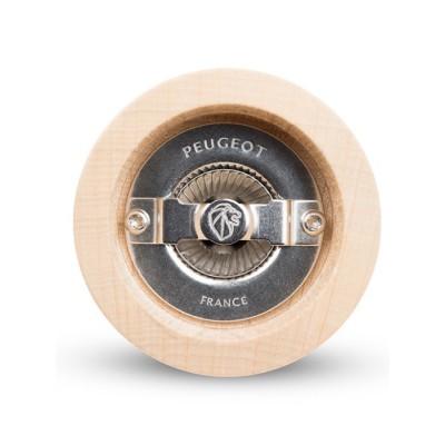 Peugeot FIDJI Salt Mill olive wood / stainless steel 15 cm