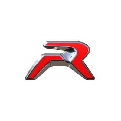"""Štítek """"R"""" zadní část vozu Peugeot RCZ R"""