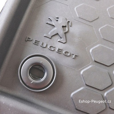 Gumové autokoberce Peugeot Rifter