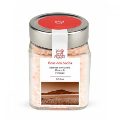 Peugeot pink Andean pink salt from Bolivia 350 g