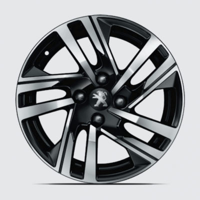 "Alloy wheel SOHO 16"" Peugeot 208 (P21)"