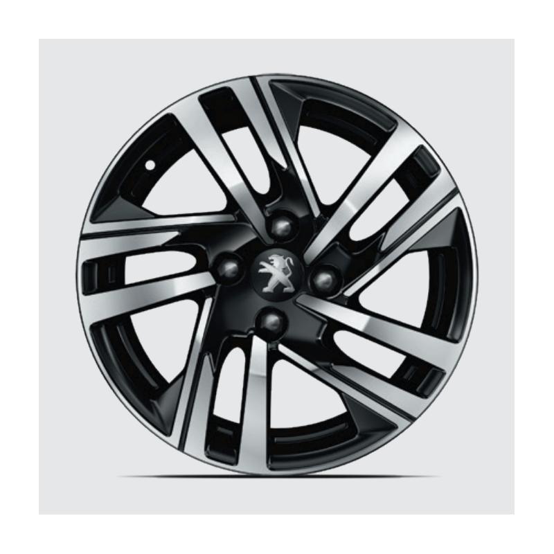 "Leichtmetallfelge SOHO 16"" Peugeot 208 (P21)"
