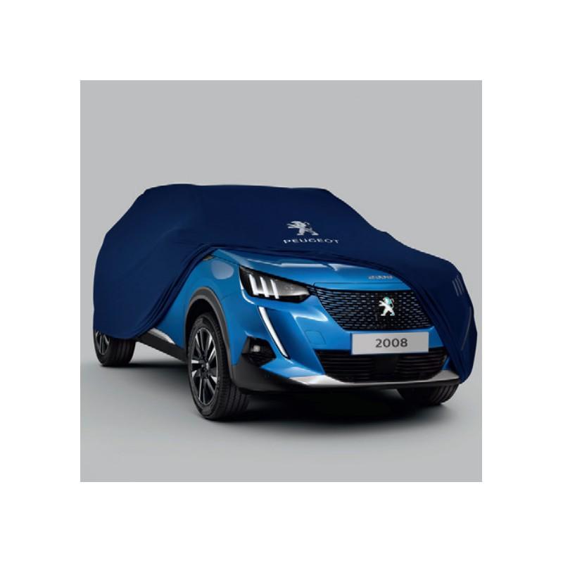 Funda de protección para aparcamiento interior Peugeot - talla 2