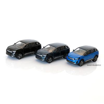 Modelo Peugeot 3008 SUV (P84) 2020