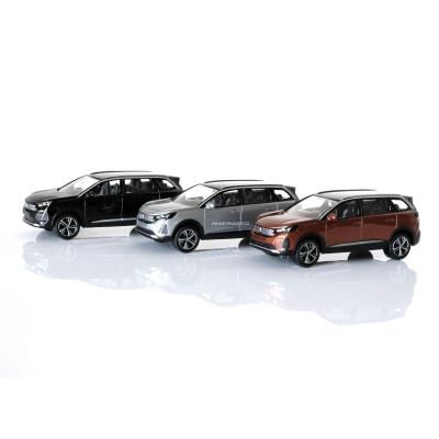 Peugeot 5008 SUV (P87) 2020 - 3 inch