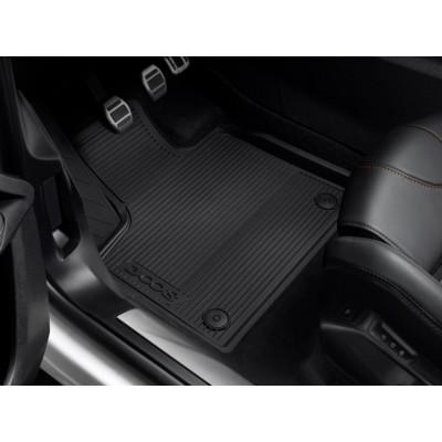 Satz geformte gummimatten Peugeot 3008 HYBRID, HYBRID4 SUV (P84)