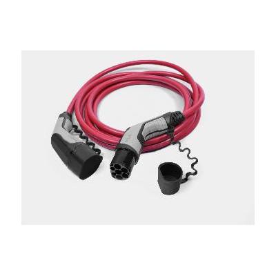Nabíjecí kabel Mode 3, třífázový 22 KW
