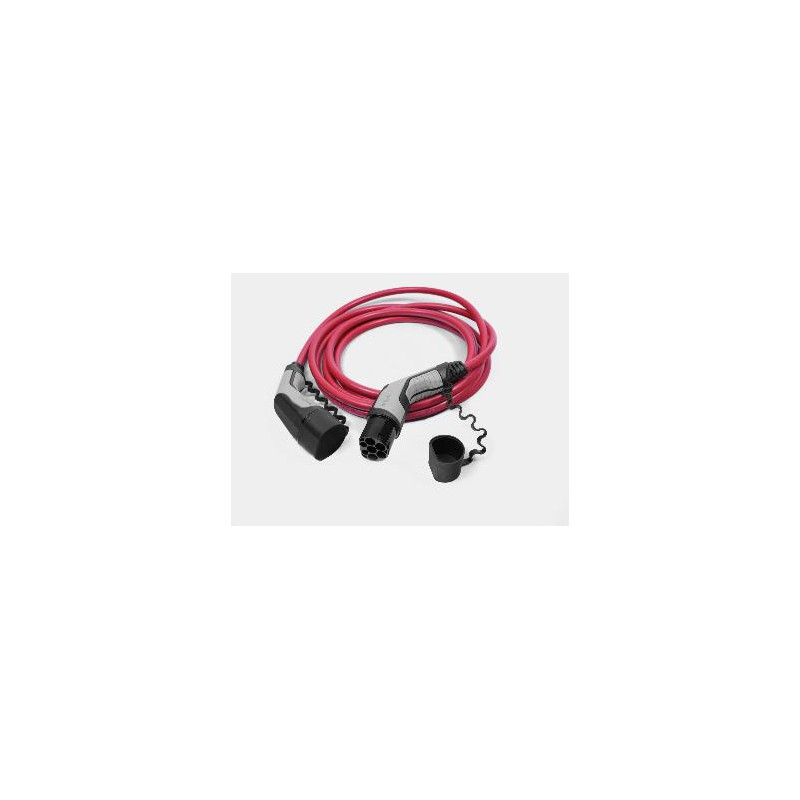 Mode 3 Charging Cable, Three-phase 22 KW