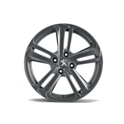 "Alloy wheel Peugeot SNOWFLAKE 16"" - 208"