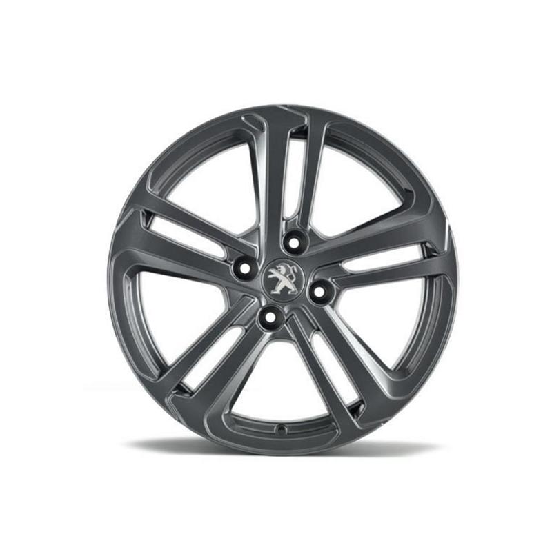 "Alloy wheel Peugeot SNOWFLAKE 16"" - 208"